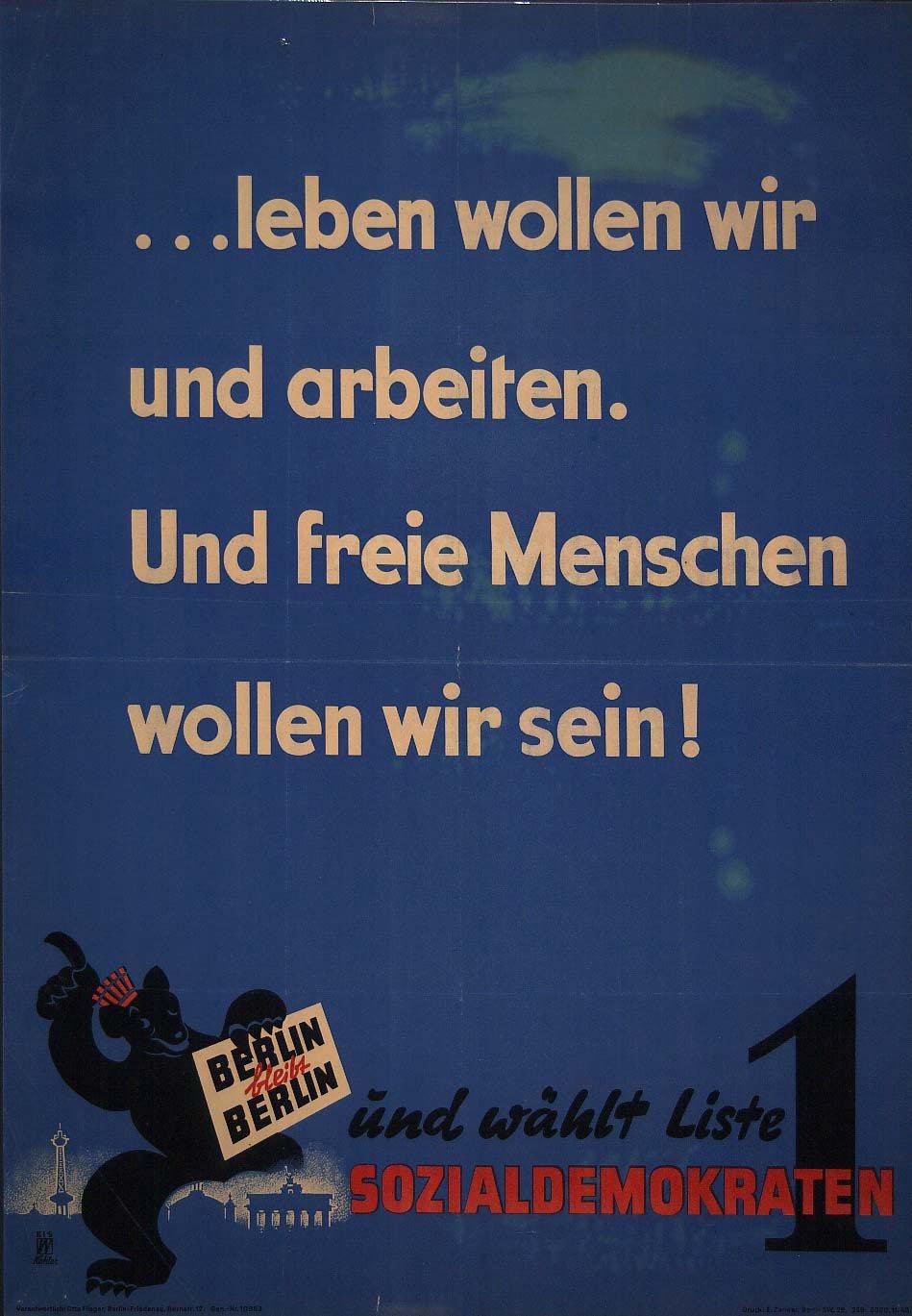 Widerstand der Berliner Falken | Jugendopposition in der DDR