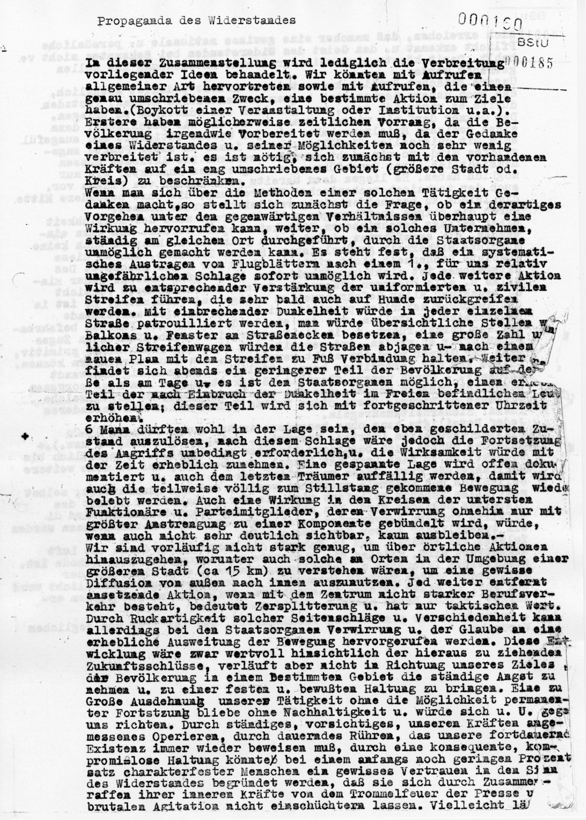 Eisenberger Kreis | Jugendopposition in der DDR