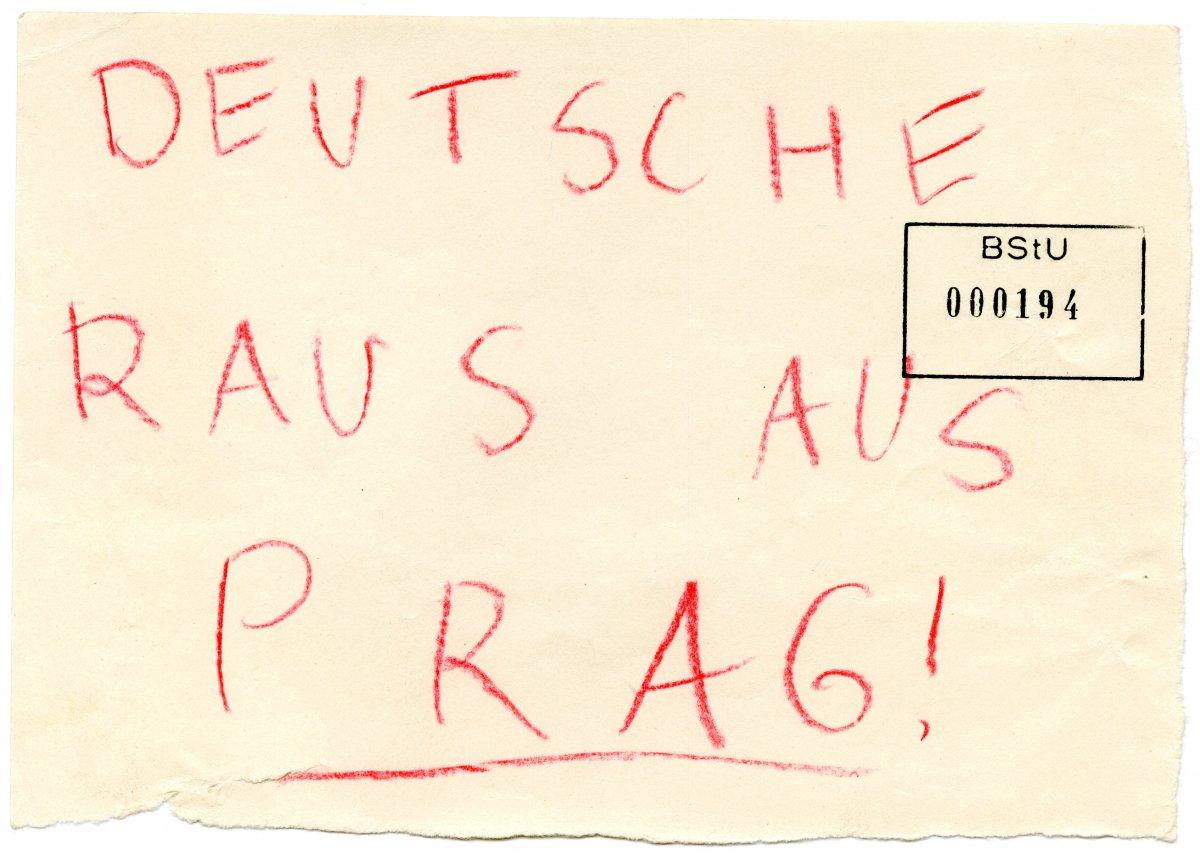 Proteste in Berlin | Jugendopposition in der DDR